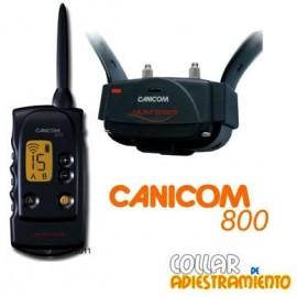 Adiestramiento CANICOM 800