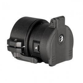 Adaptador metálico para visores de 42 mm