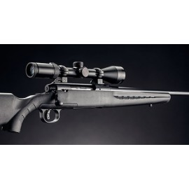 Rifle Savage Arms Axis con visor WEAVER 3-9x40mm