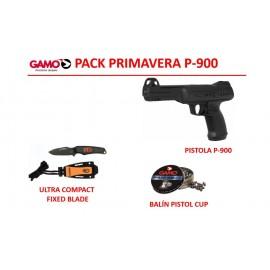 PACK PRIMAVERA P-900