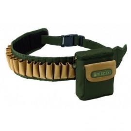 Cartuchera Cal. 12 BERETTA -Retriever Gun Belt 12 + Pouch