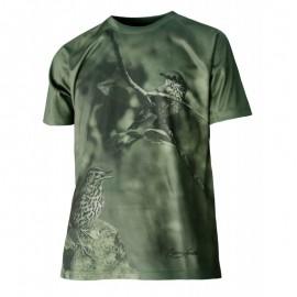 Camiseta Zorzal manga corta