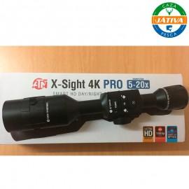 Visor ATN X-SIGHT 4K PRO 3-14 X diurno y nocturno