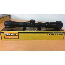 Visor BSA S3-9x32 WR