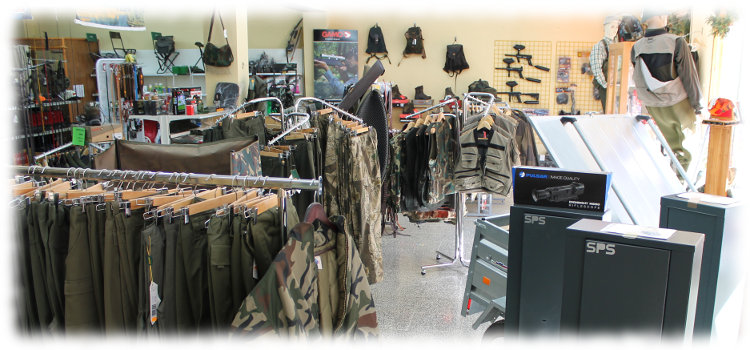 Tienda f sica caza y pesca j tiva caza con arco caza - Articulos de caza milanuncios ...