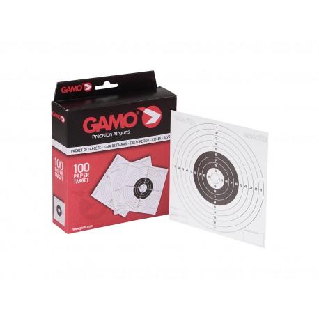 Caja 100 dianas Gamo