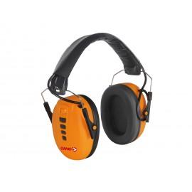 Protector oídos electrónico naranja