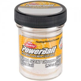 Berkley Pasta Trucha Biodegradable PowerBait White Marshmallow
