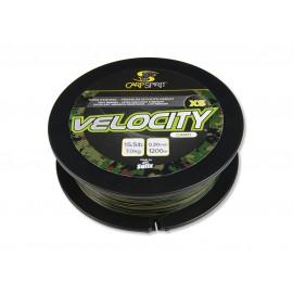 Monofilamento Velocity xs Camo CARP SPIRIT
