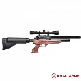 Pistola PCP KRAL Puncher NP-04 S/A