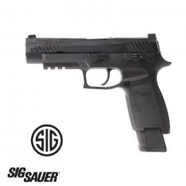 Pistola Sig Sauer- VFC Airsoft ProForce P320-M17 Negro Co2 6mm.