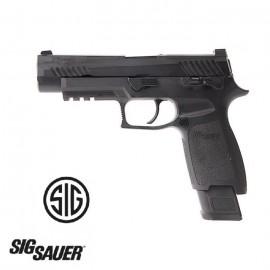 Pistola Sig Sauer-VFC Airsoft ProForce P320-M17 Negro Gas 6mm.