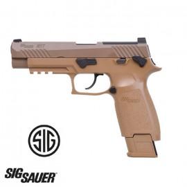 Pistola Sig Sauer- VFC Airsoft ProForce P320-M17 Coyote Gas 6mm.
