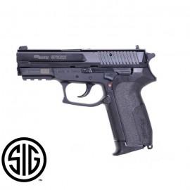 Pistola Sig Sauer SP2022 H.P.A. Negra - 6 mm muelle