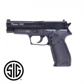 Pistola Sig Sauer P226 H.P.A. Negra - 6 mm muelle