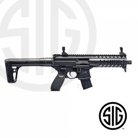 Subfusil Sig Sauer MPX ASP Black Co2 - 4,5 Balines