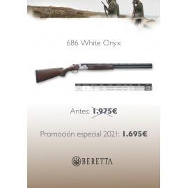 Escopeta BERETTA 686 White onix