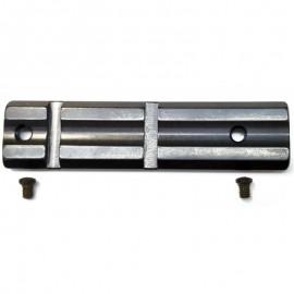 Carril APEL convertidor de 11mm. a Weaver