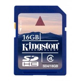 TARJETA SD de 16GB.
