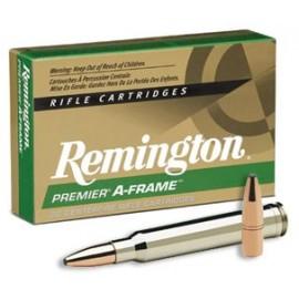 Munición metálica REMINGTON A-FRAME