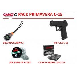 PACK PRIMAVERA C-15