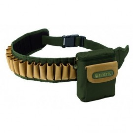 Cartuchera Cal. 12 BERETTA -Retriever Gun Belt 12 + Pouch