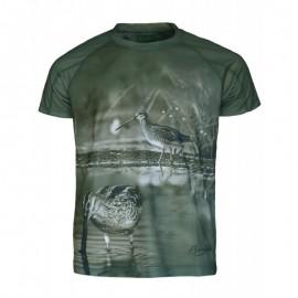 Camiseta Becada manga corta