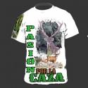 Camiseta Pasión por la Caza