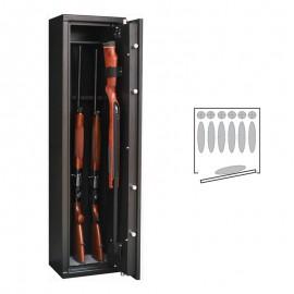 Armero INFAC HCP7 para 7 armas largas - Nueva Normativa
