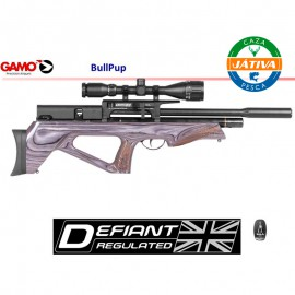 Rifle PCP Gamo Defiant Black Pepper