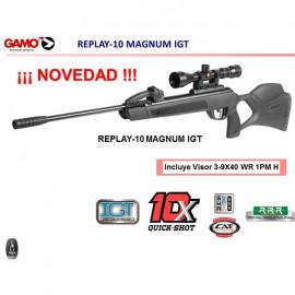 Carabina Gamo Replay 10 Magnum IGT con Visor