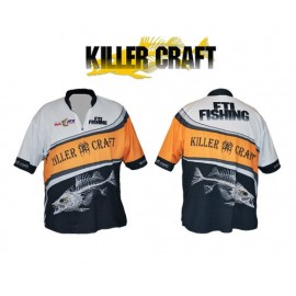 Camiseta pesca KILLER CRAFT