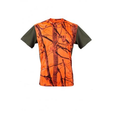 Camisa Gamo Rogers T- Shirt Camo