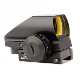 Visor Punto rojo Holográfico Arcea 1x23x33 21mm