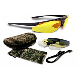 Shilba Sunglasses Interchangeable Hunter