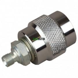 adaptador DIN300 hembra - 1/8 BSP macho
