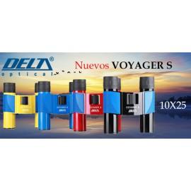 Prismaticos VOYAGER S 10x 25 Delta