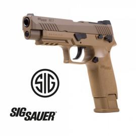 Pistola Sig Sauer M17 ASP Coyote CO2 - 4,5 mm Balines