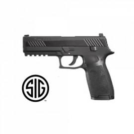 Pistola Sig Sauer P320 Black CO2 - 4,5 mm/ Bbs aceros