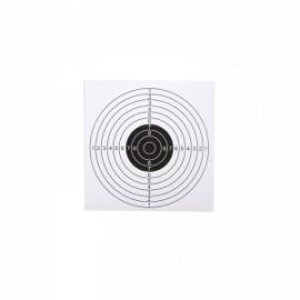 Diana de papel Zasdar Competición 14 X14 cm. 100 unidades