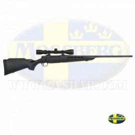 Mossberg 4x4 Rifle Cerrojo + Visor 30.06 Springfield Fibra freno de boca