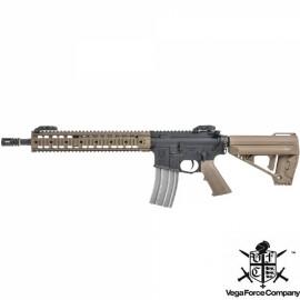 Subfusil Vega VR16 Fighter Carbine MK2 AEG - 6 mm TAN