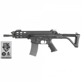 Subfusil Vega VR16 M145 Classic v2 AEG - 6 mm Negro VFC