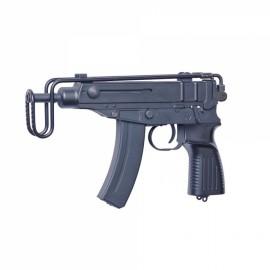 Rifle VZ61 Scorpion Black - 6 mm AEG