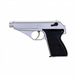 Pistola SRGG Silver 7.65 Gas GNB - 6 mm