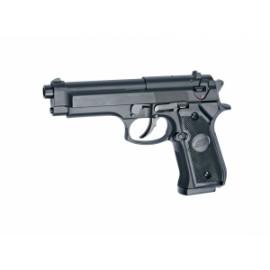 Pistola M92 Negra - 6 mm muelle