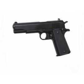 Pistola STI® M1911 Classic Negra - 6 mm muelle